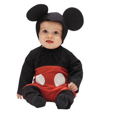 Baby Mickey - halloween costumes for babies