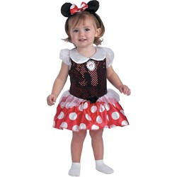 Baby Minnie Toddler Costume