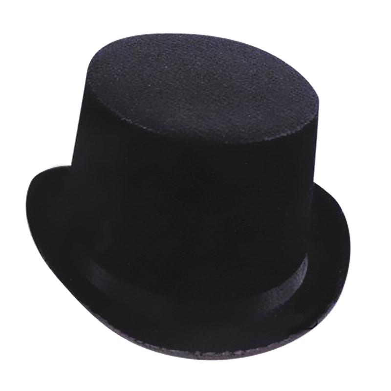 Black Felt Top Hat for the 2015 Costume season.