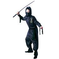 Black Ninja, Child Small 4-6