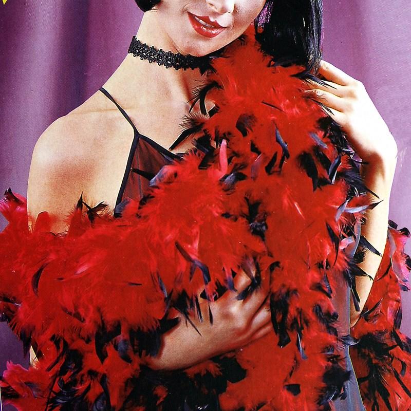 Boa, 6 Feather for the 2015 Costume season.