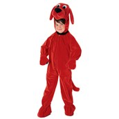 Clifford the Big Red Dog Deluxe Toddler Costume