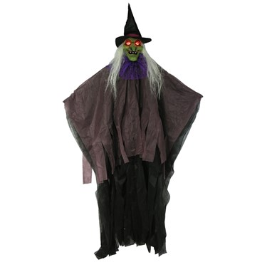 """57"""" Light Up Witch Prop"""