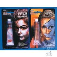 Cream Makeup Metallic silver