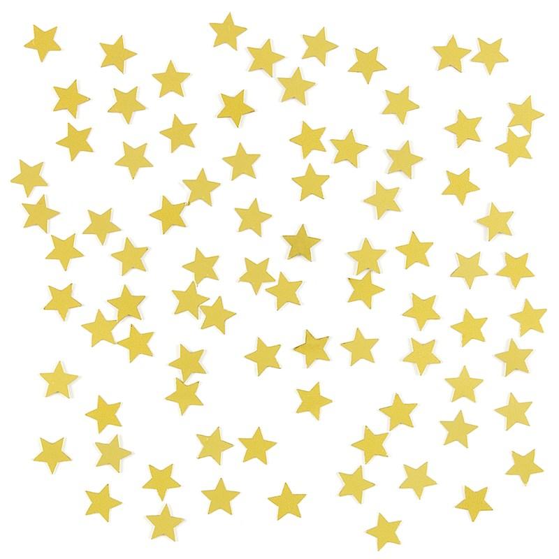 Gold Stars Confetti for the 2015 Costume season.