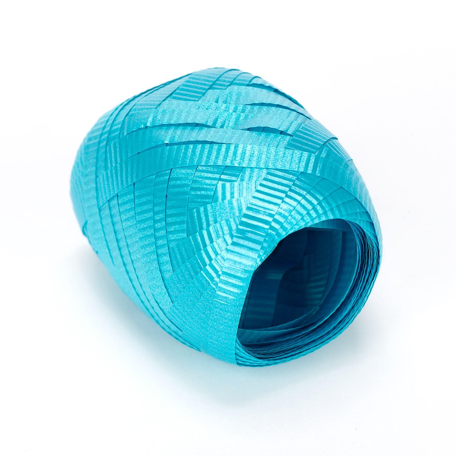 Image of Aqua Blue (Turquoise) Curling Ribbon - 50'
