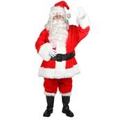 Professional Santa Suit Adult Plus Costume