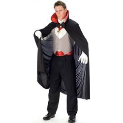 Vampire Deluxe Adult Costume
