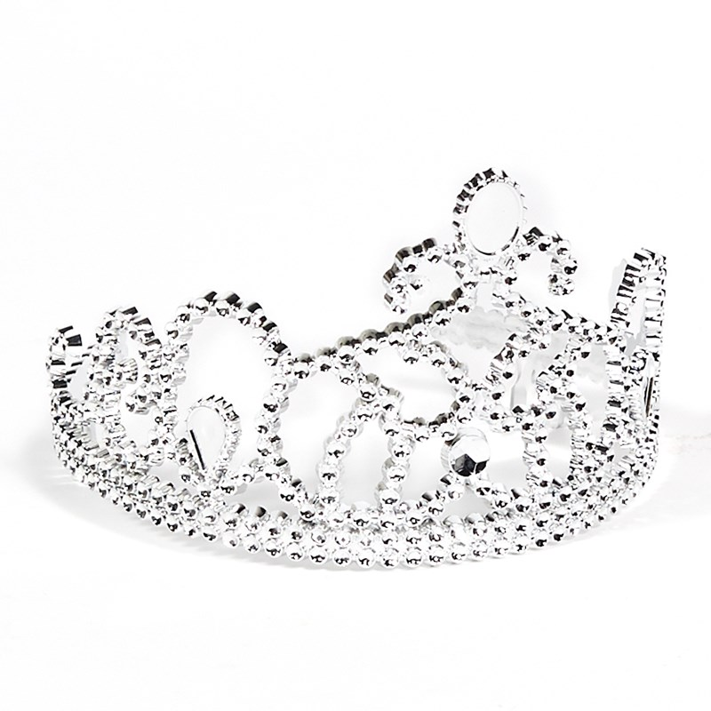 Silver Princess Tiara for the 2015 Costume season.