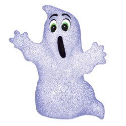 12 EVA Battery Operated Ghost