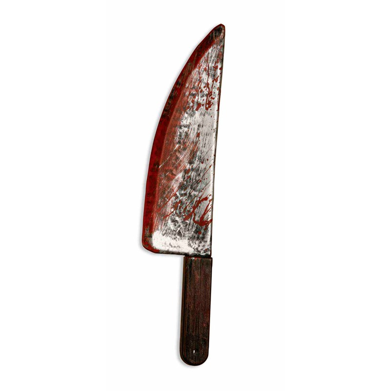Bloody Weapons Knife for the 2015 Costume season.