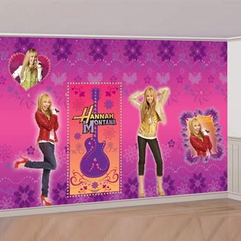 8' Hannah Montana Giant Decorating Set