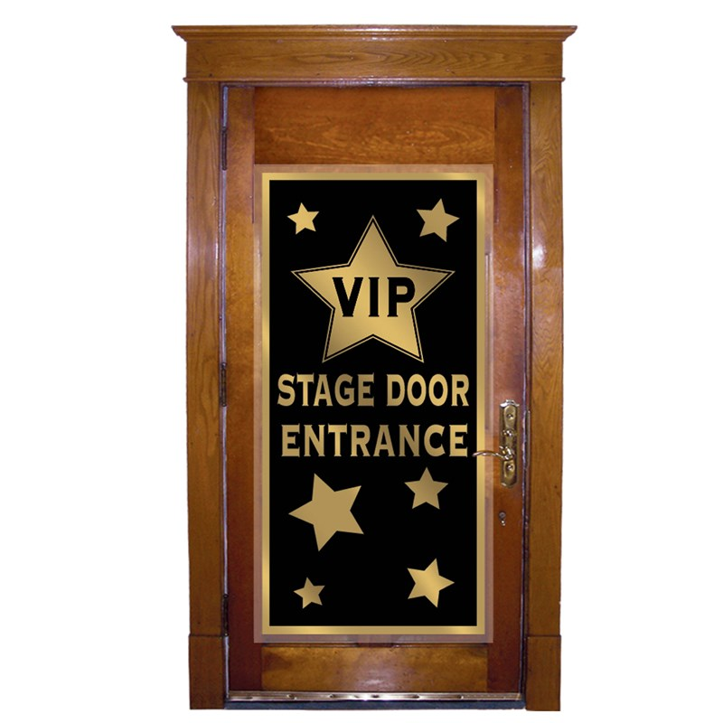 VIP Stage Door Entrance Door Cover for the 2015 Costume season.