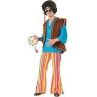 John Q. Woodstock  Adult Costume