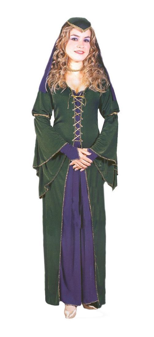 Lady Juliet - full figure ladies halloween costumes
