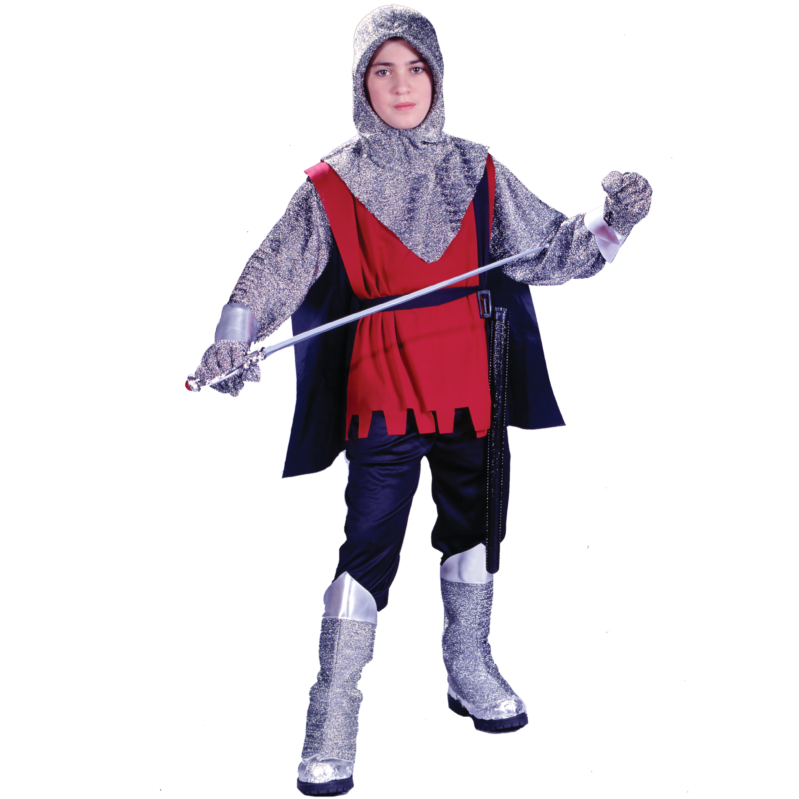 Medieval Knight - classic halloween costumes for kids