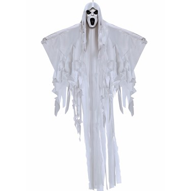 6 Feet Hanging Ghost Prop