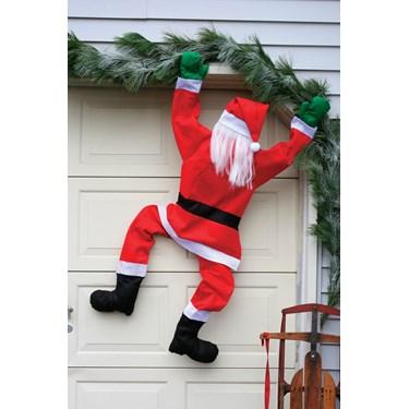 "60"" Climbing Santa"