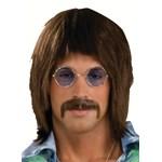 60's Singer Adult Wig