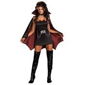 Sexy Female Vampire Halloween Costume