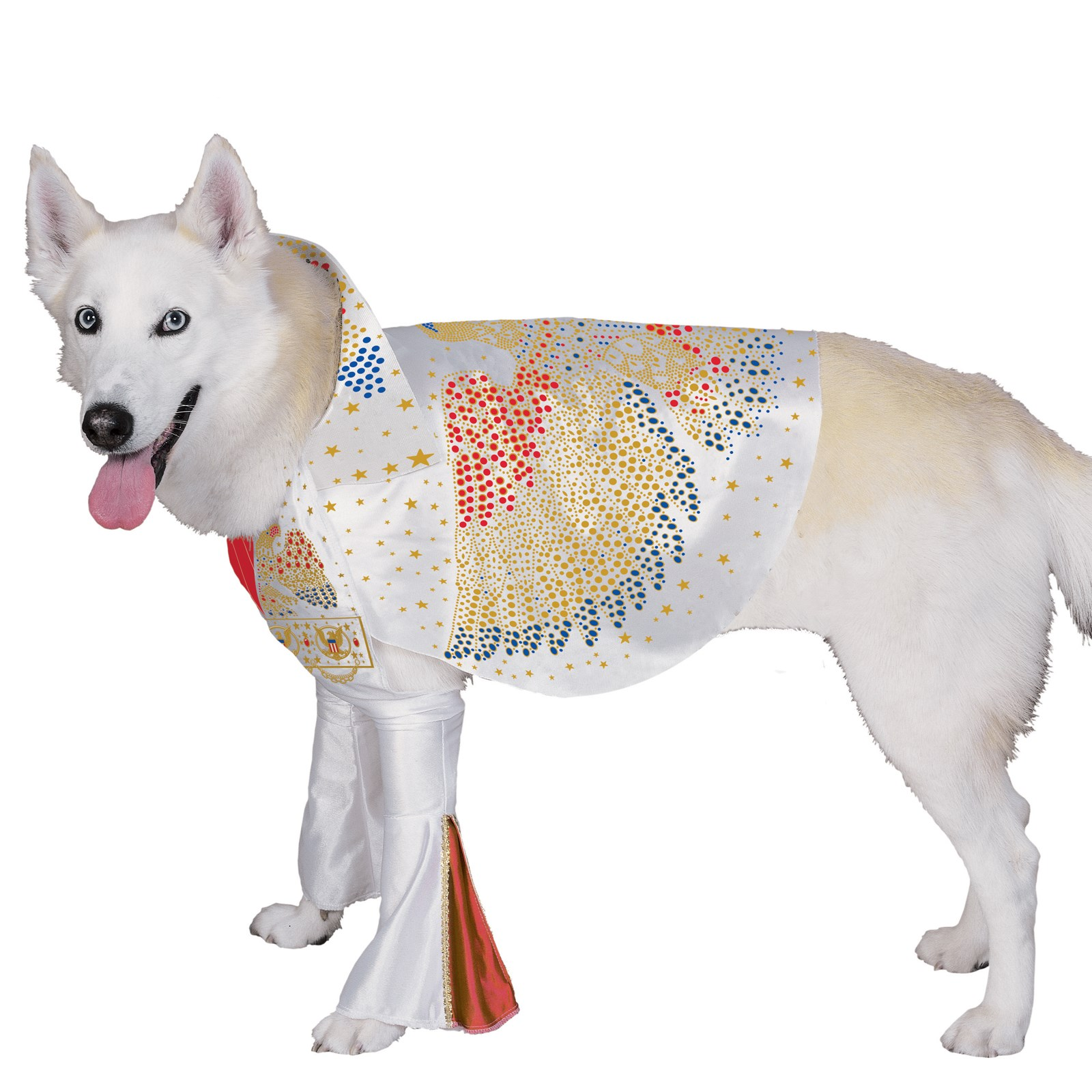 Elvis Dog Costume