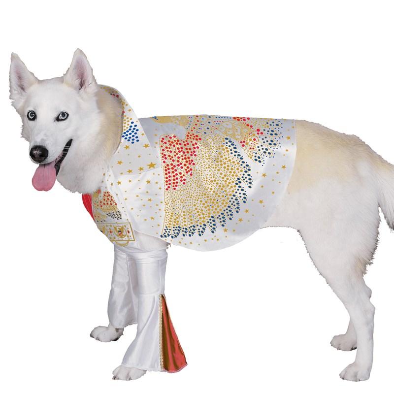 Elvis Dog Costume for the 2015 Costume season.