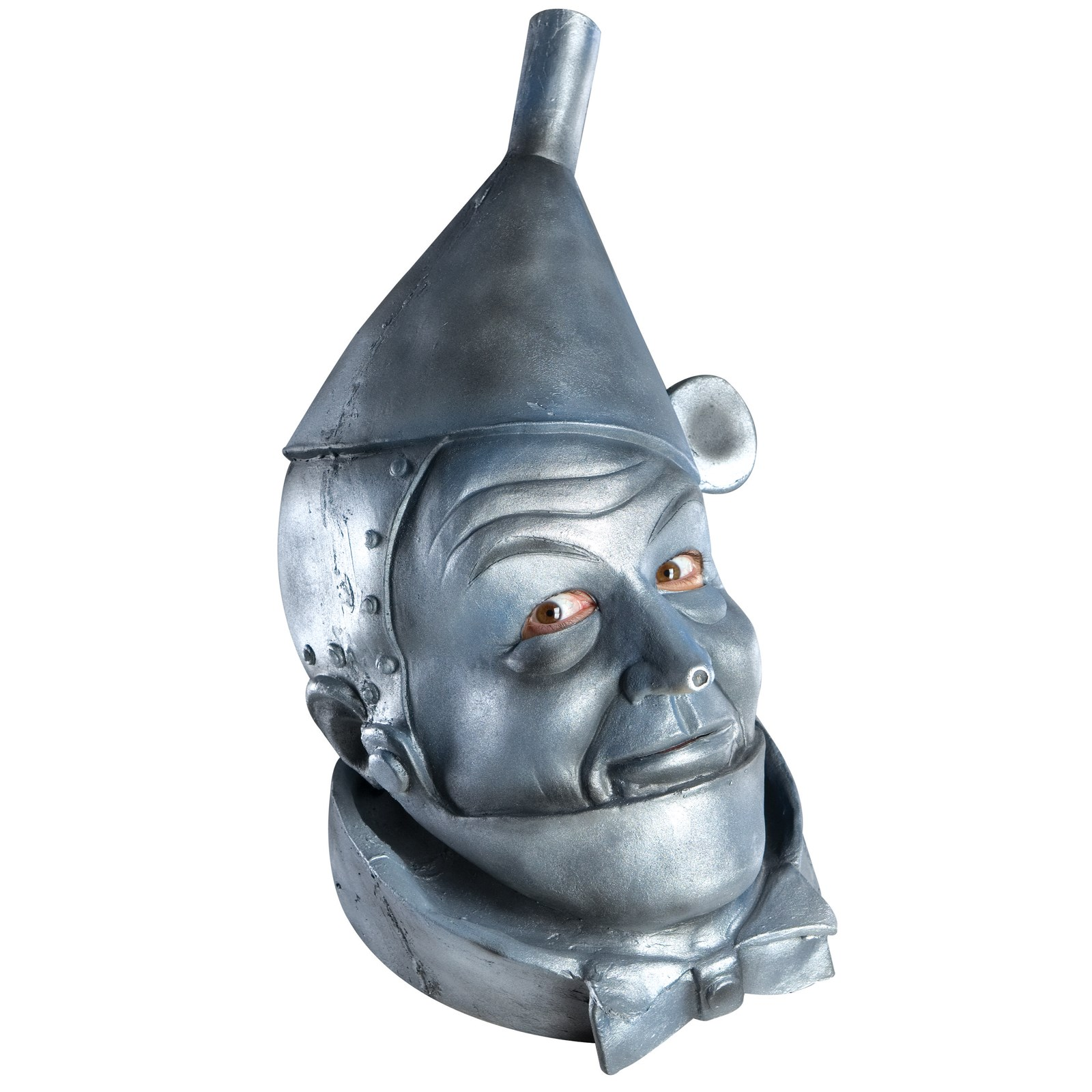 Image of The Wizard of Oz Tin Man Deluxe Mask Adult