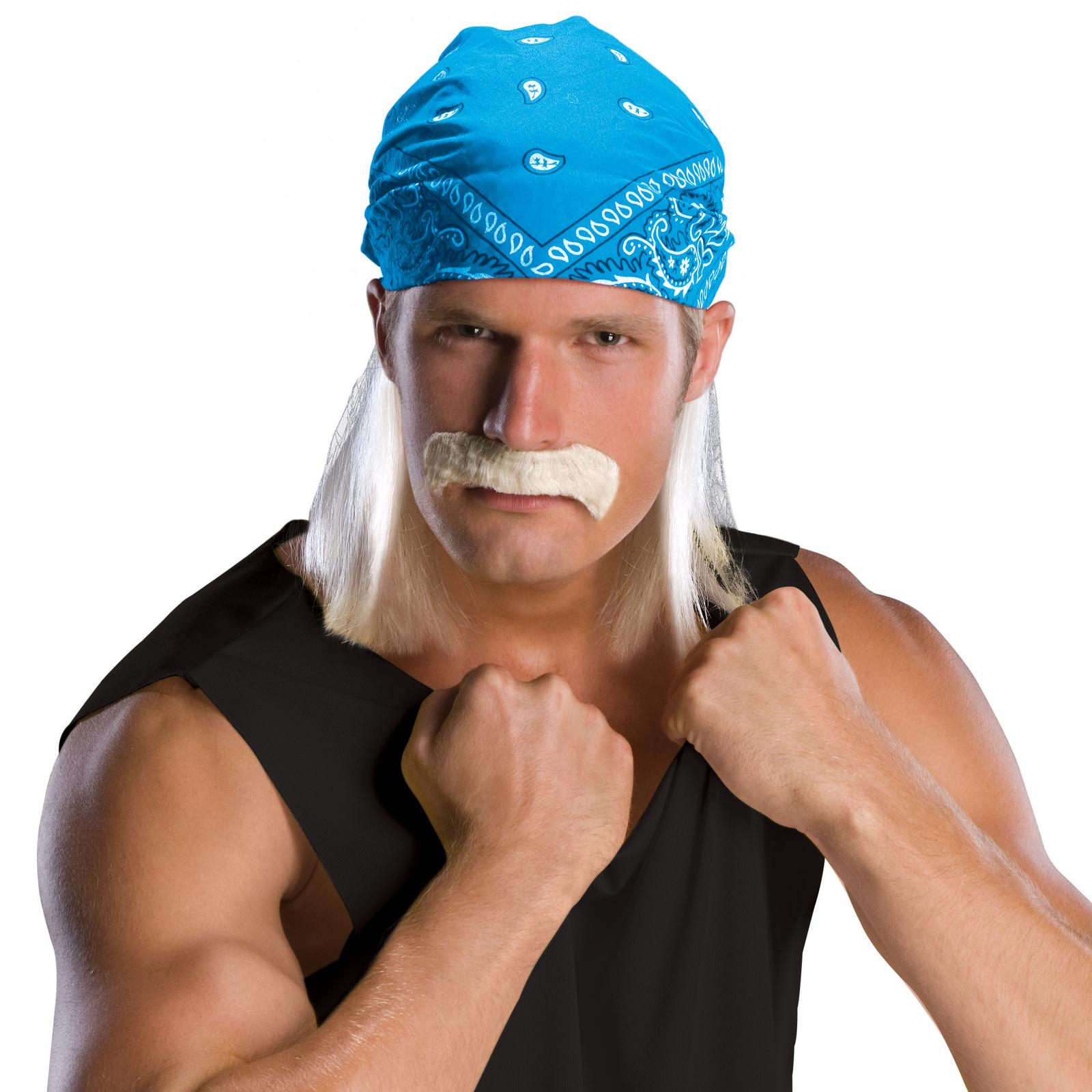 Wrestling Star Wig Adult