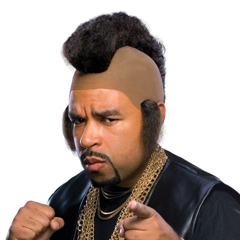 Mr. Hammer Wig Adult