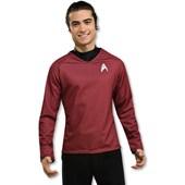 Star Trek Movie (2009) Grand Heritage Red Shirt Adult Costume