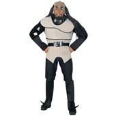 Star Trek Next Generation Klingon Male Deluxe Adult Costume
