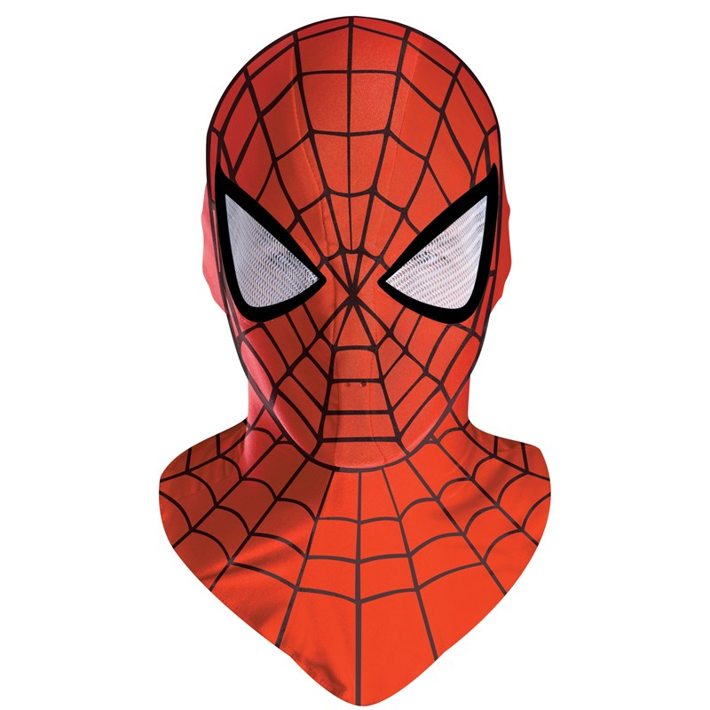 Spider Man Deluxe Adult Mask for the 2015 Costume season.