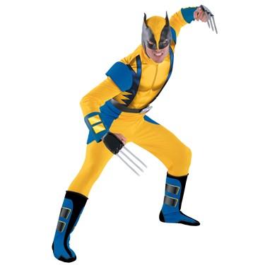 Wolverine Origins Deluxe Adult Costume