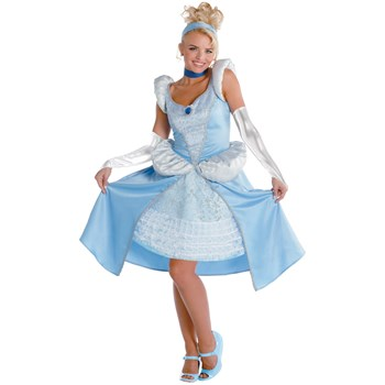 Disney Cinderella Prestige Adult Costume