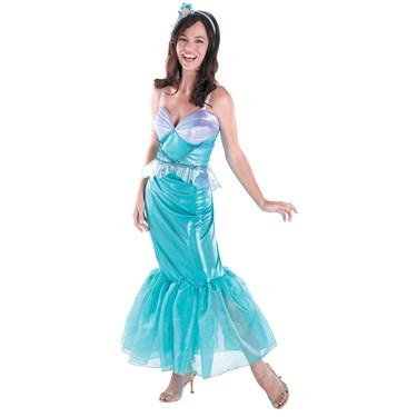 The Little Mermaid Ariel Deluxe Adult Costume