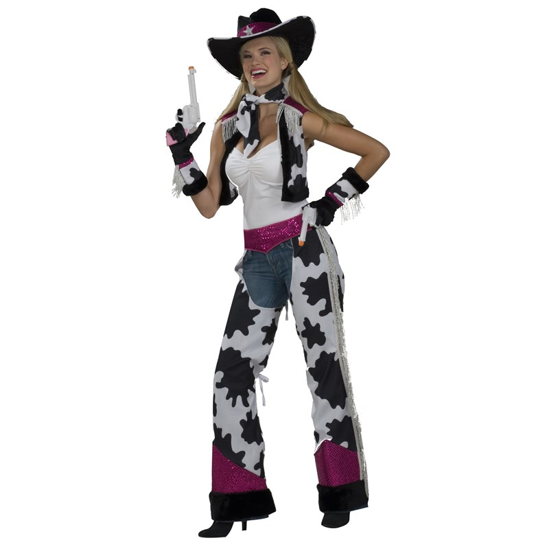 Glamour Cowgirl Adult Costume for the 2015 Costume season.