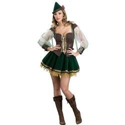 Sexy Robin Hood Adult Costume
