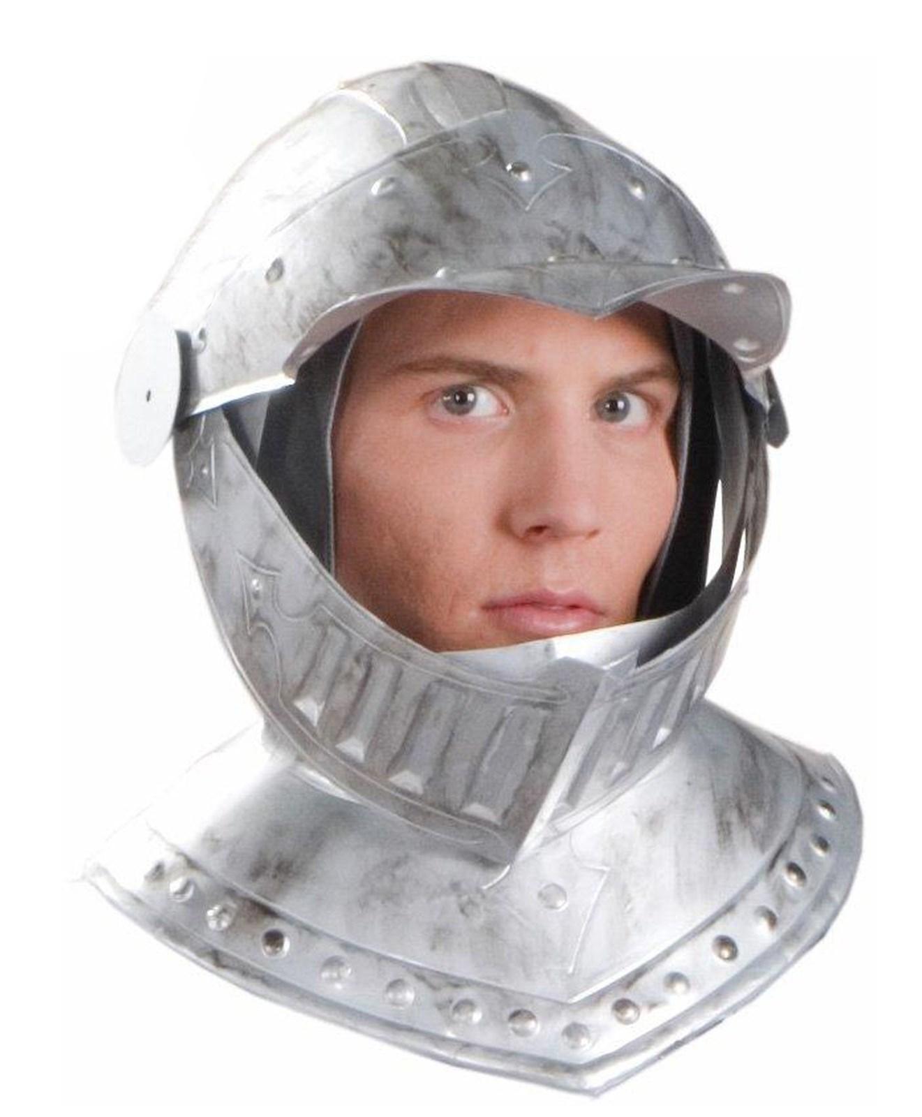 Image of Adult Knight Helmet