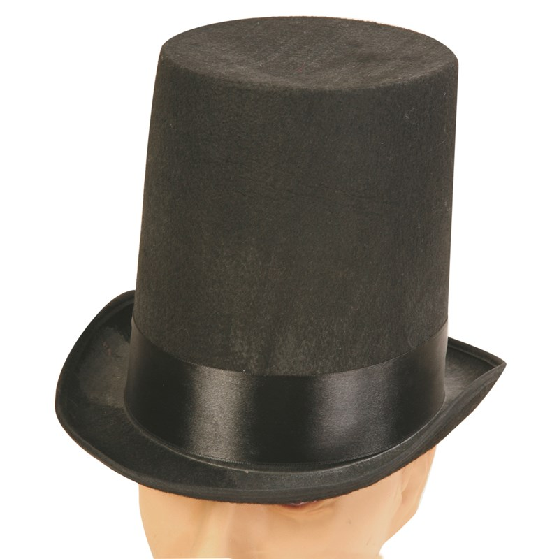 Super Deluxe Stove Pipe Adult Hat for the 2015 Costume season.