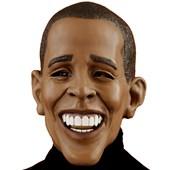 Deluxe Barack Obama Adult Mask