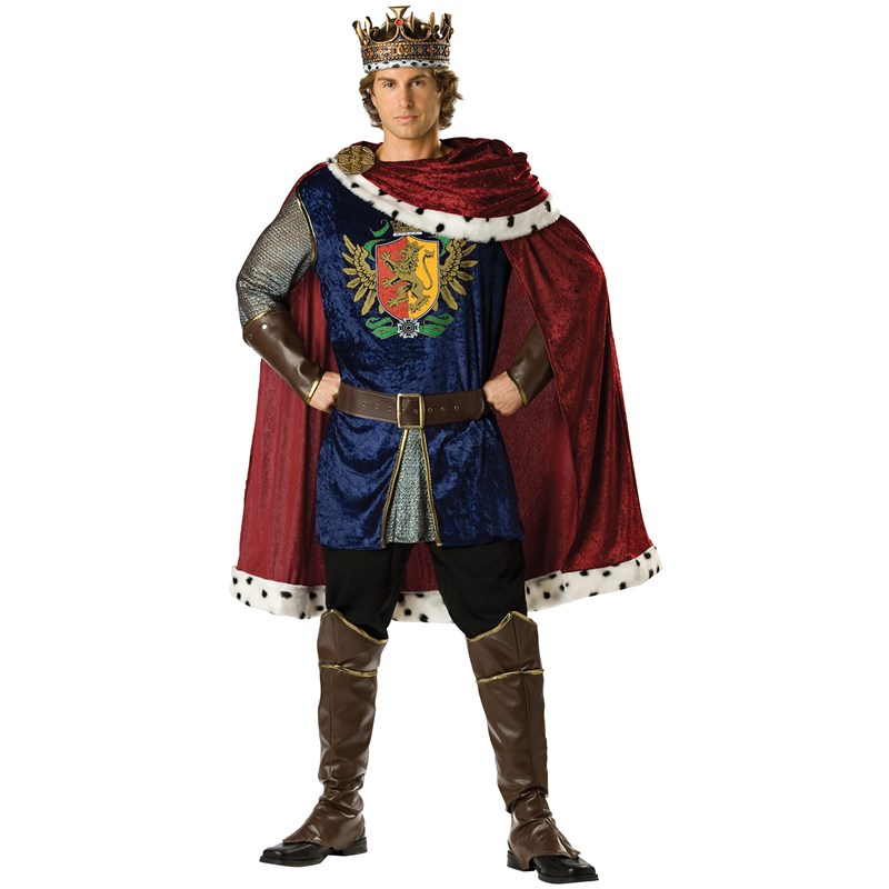 Noble King Adult Costume for the 2015 Costume season.