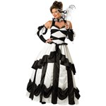 Carnival Queen Adult Costume