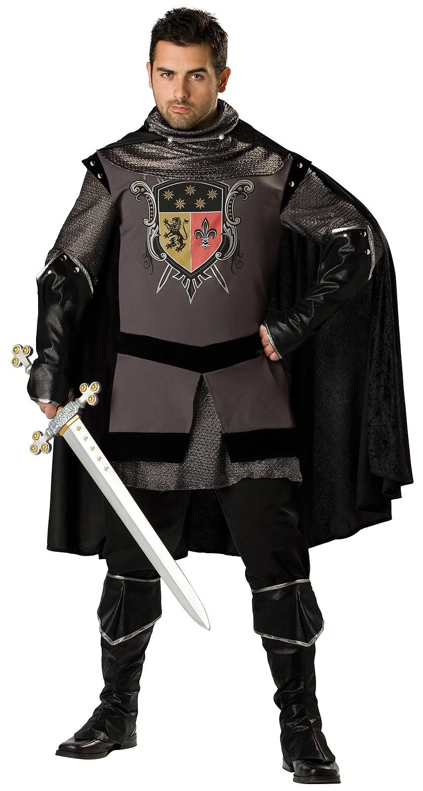 Image of Dark Knight Adult Plus Costume