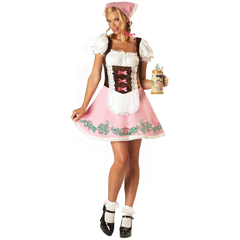 Fetching Fraulein Adult Costume for the 2015 Costume season.