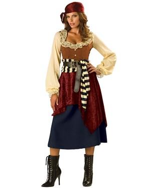 Buccaneer Beauty Adult Costume