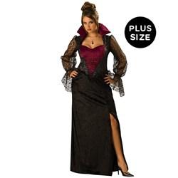 Midnight Vampiress Adult (Plus) Costume