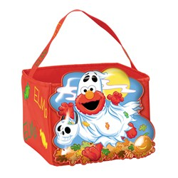 Sesame Street Elmo Candy Cube