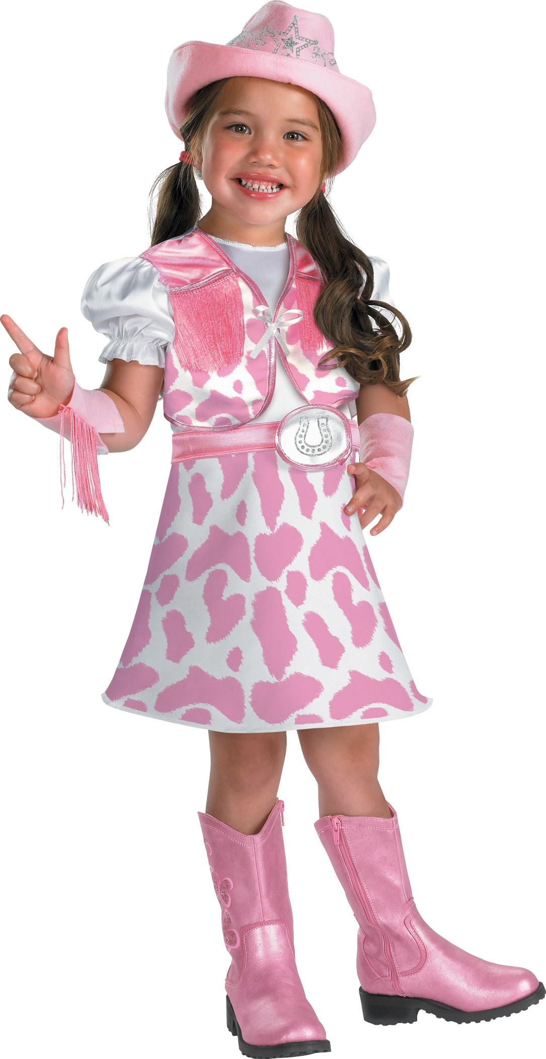 Wild West Cutie Toddler / Child Costume
