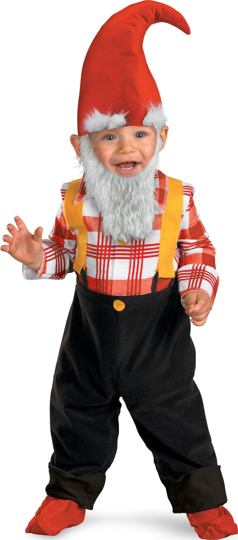 Garden Gnome Infant / Toddler Costume