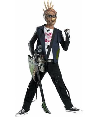 Punk Creep Child Costume